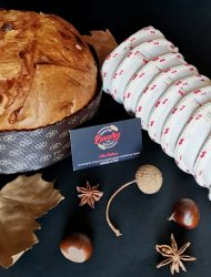 Panettone na bazie mąki z młynu Dallagiovanna